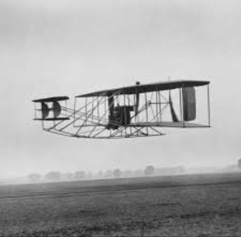 1903 Wilbure and Orville Wright