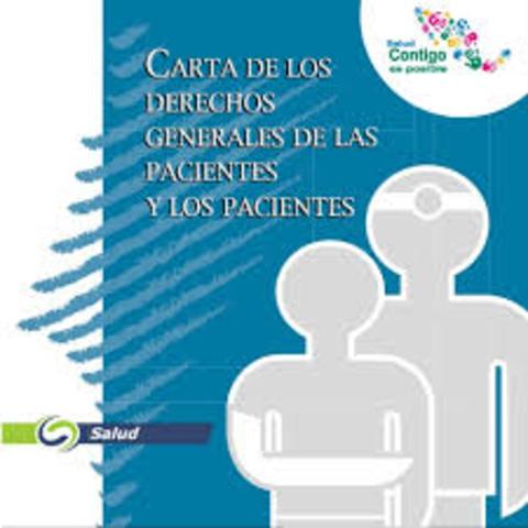 Carta de los Derechos de los Enfermos