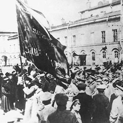 La Revolució Russa. timeline