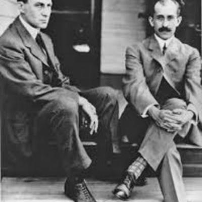 Orville and Wilbur Wright timeline
