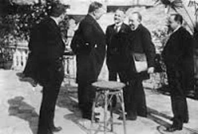 Tratado de Rapallo