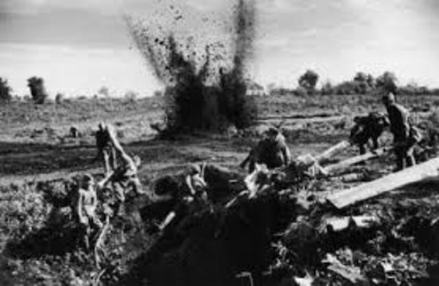 Los aliados derrotan a Alemania en la batalla de Las Ardenas