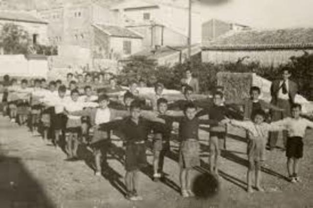 Escuela Magistral de Esgrima y Gimnasia.