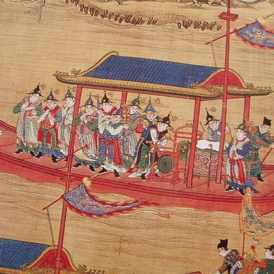 China from 1400-1915 timeline