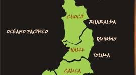 Música del Pacífico Colombiano timeline