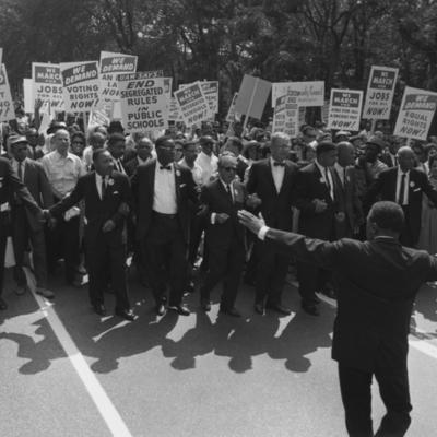 Civil Rights Stuff timeline