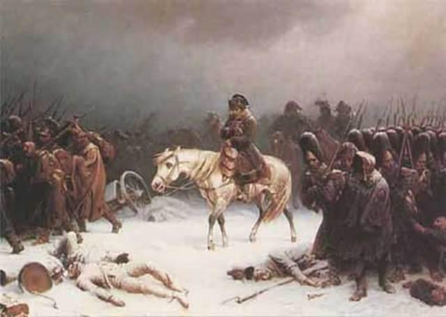 Krigen i Russland
