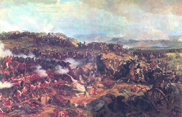 Slaget ved Waterloo