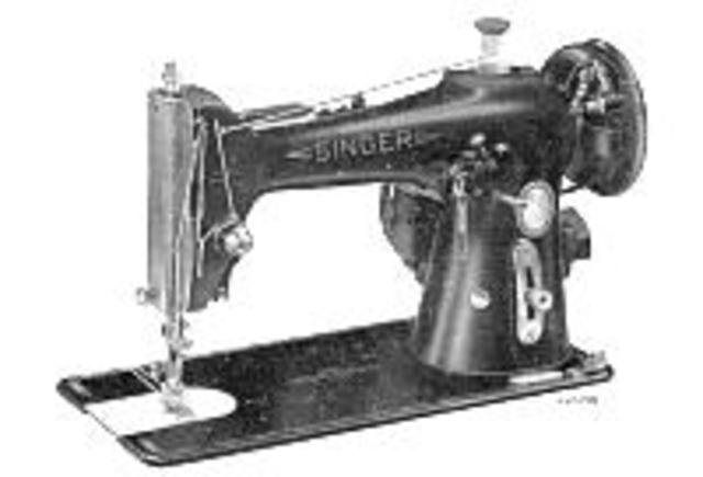 Singer Sewing Machines A Brief History And A Look At Models Mesmerizing Balthasar Krems Sewing Machine