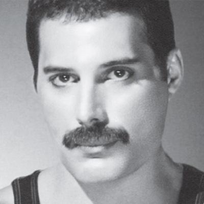 Freddie Mercury timeline