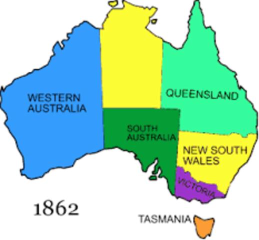 Australian Timeline   Timetoast timelines