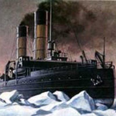 """Первый в мире ледокол арктического класса """"Ермак"""" timeline"""
