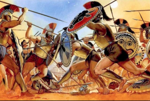 the power and significance of athens and sparta in greece Two of the most important greek city-states, athens and sparta they not only had  different forms  leading naval power in greece in contrast, sparta was more.