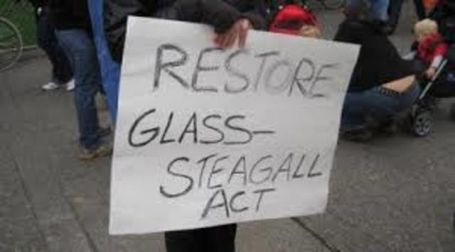 Glass-Steagall Act (Repealed)