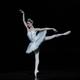 Amber scott as odette swan lake australian ballet