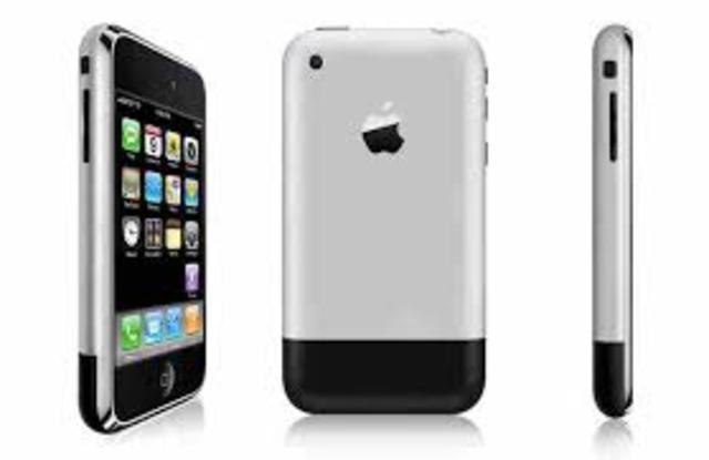 iPHONE 1G