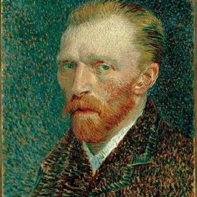 The Life of Vincent Van Gogh timeline