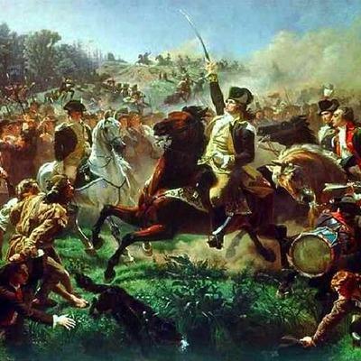 ross American revolution timeline