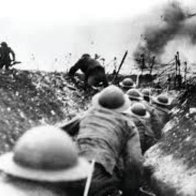 WW1 Major Events-Erin, Taylor timeline