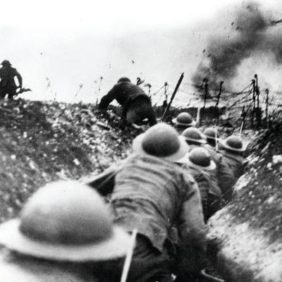 Major Events WWI Timeline