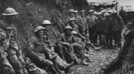 Major Events of WWI timeline