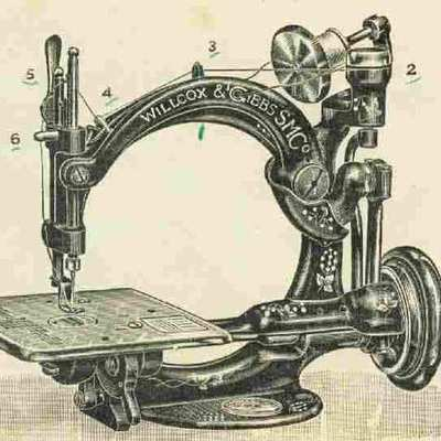 Sewing Machine in The Industrial Revolution timeline