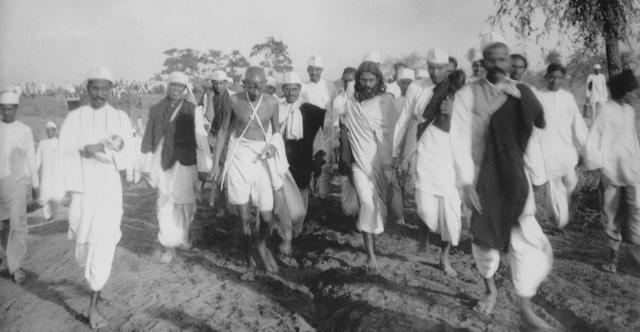 Gandhi Events Timeline | Timetoast timelines