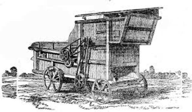 Threshing Machine