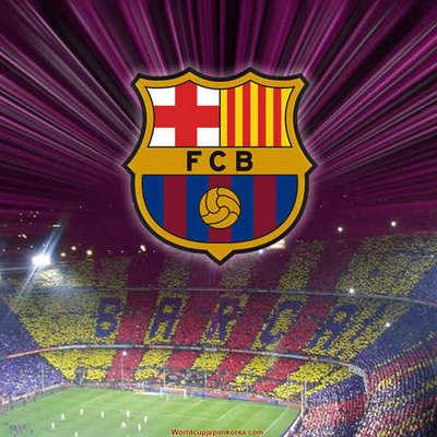 FC Barcelona. timeline