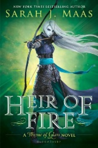 Heir Of Fire - by Sarah J. Maas (publish date and setting)