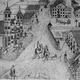 St. johann in tirol ortsansicht 1750