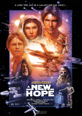 Star Wars IV: A New Hope
