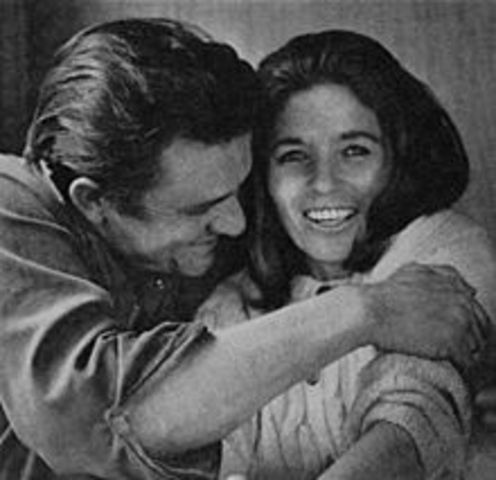Death of Johnny and June (Carter) Cash. (negative)