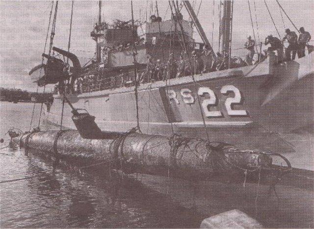 japanese submarines in sydney harbour - photo#6
