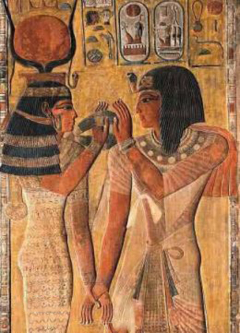 Oils and Creams (10,000 BC)