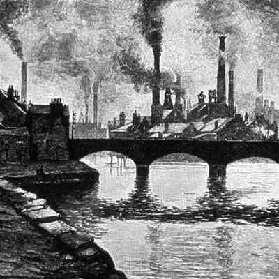 Transportation in the Industrial Revolution timeline