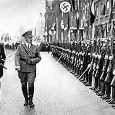 Un mundo entre 1920 y 1940 timeline