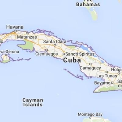 Cuban timeline