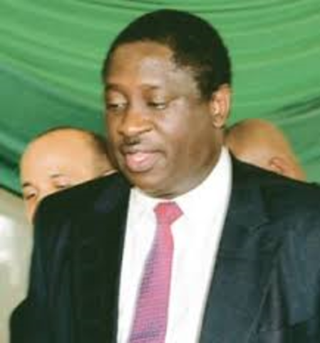 Babalakin at LUTH under watch of EFCC operatives
