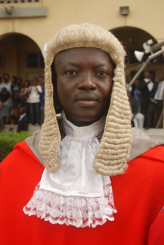 Justice Onigbanjo hands off case