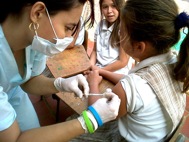 Primer Vacuna con Virus Oncogenicos