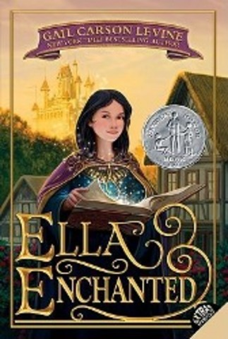 Ella Enchanted - by Gail Carson Levine (publish date and setting)