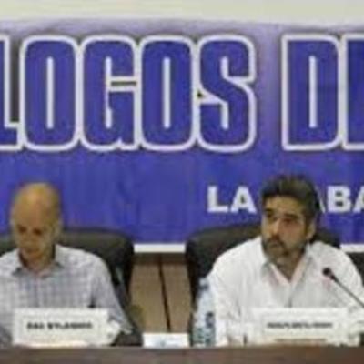 DIALOGOS DE PAZ  ENTRE EL GOBIERNO SANTOS Y LAS FARC timeline