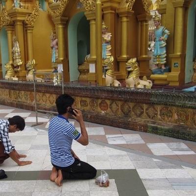 Myanmar Moving Toward Democracy timeline
