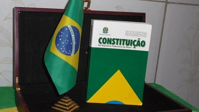 New constitution of Brazil