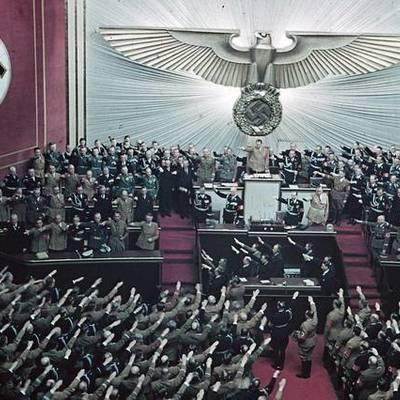 Germany, 1918-45 timeline