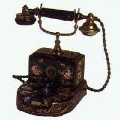 Historia de la Telefonía.  timeline