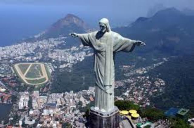 Прибытие в Рио-де-Жанейро