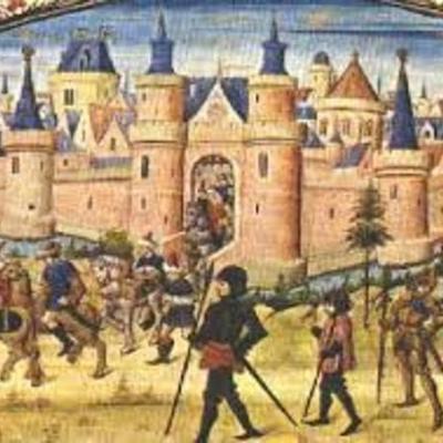 Il Medioevo timeline