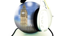 « Les inventions liées à l'évolution des parcours touristiques audio guidés » timeline